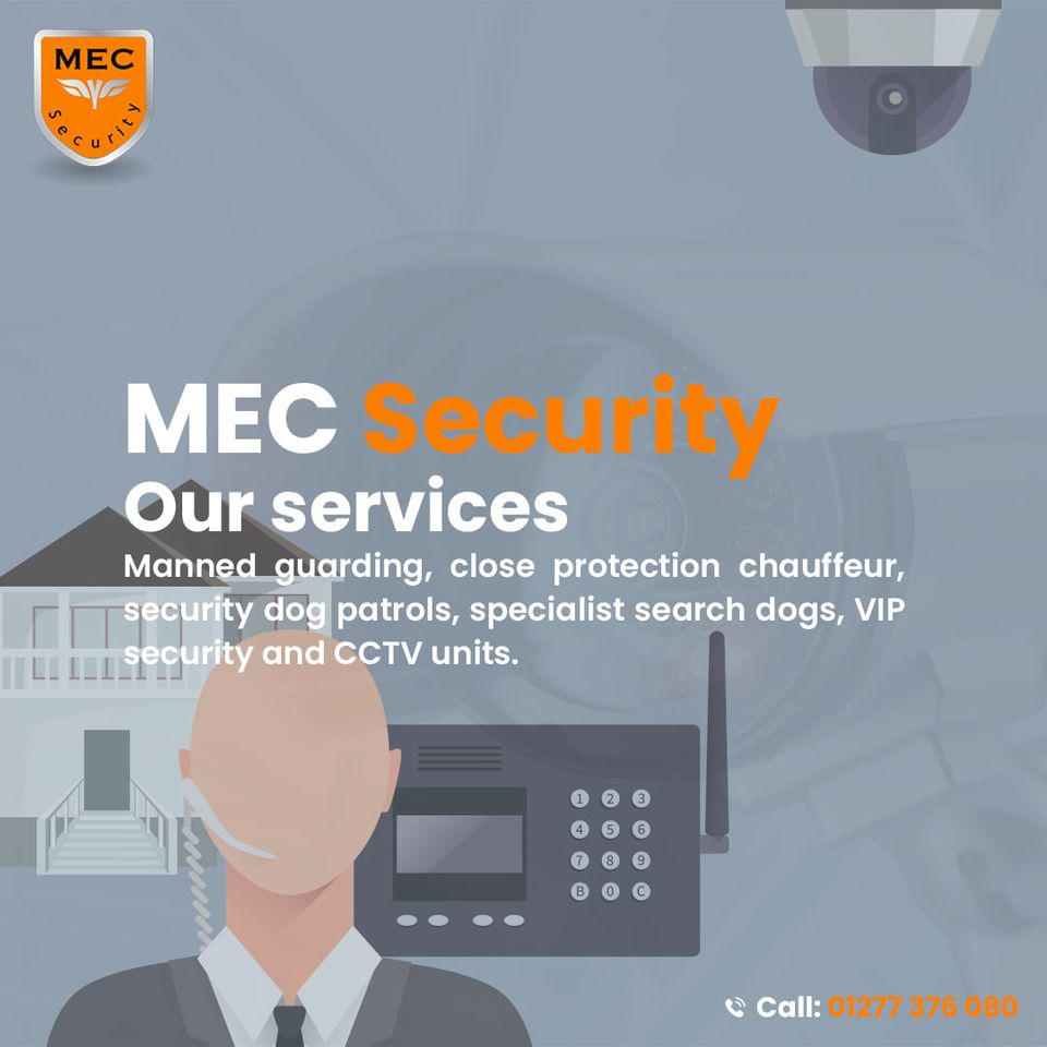 MEC Security Ltd now holds SIA Approved Contractor Status