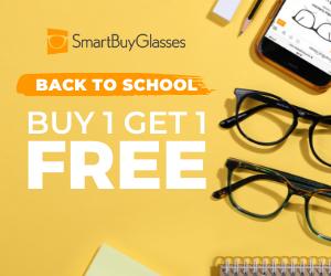 Back To School with SmartBuyGlasses.co.uk