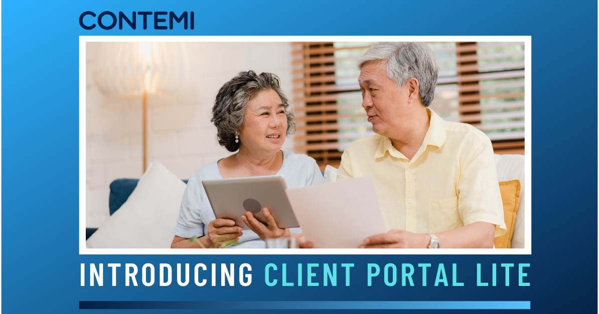 Contemi Solutions Launches Client Portal Lite In Response to Client Communication Challenges Amid COVID 19