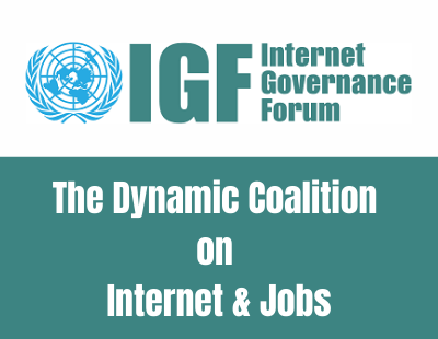 OpenGrowth.org nominated as one of the stakeholders in the Dynamic Coalition on 'Internet  Jobs' , under the United Nations' Internet Governance Forum (IGF)