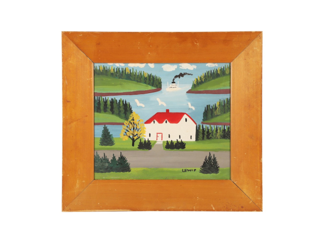 Miller & Miller's Canadiana & Folk Art Auction, April 17th, has The Marty Osler Canadiana Collection