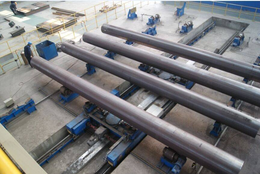 Precautions during Maintenance of Straight Seam Steel Pipe