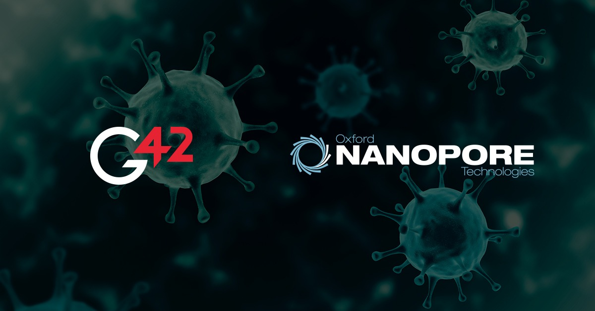 UAE's Group 42 and UK's Oxford Nanopore Co-Develop Ultra-Scalable Solution for COVID-19 Detection