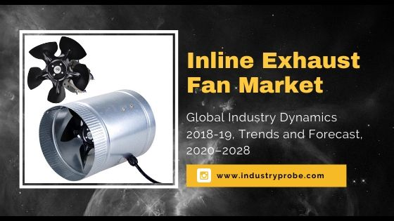 Rise in Disposable Income to Drive the Inline Exhaust Fans Market