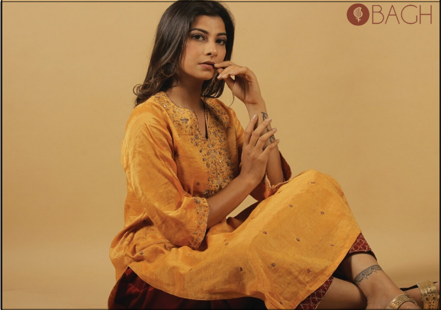 Make a Statement with Ethnic Collection from BaghIndia