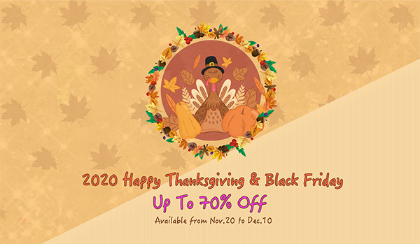 Joyoshare Celebrates Thanksgiving: 70% Off and More Gifts