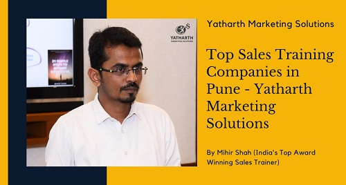 Top Sales Training Companies in Pune - Yatharth Marketing Solutions