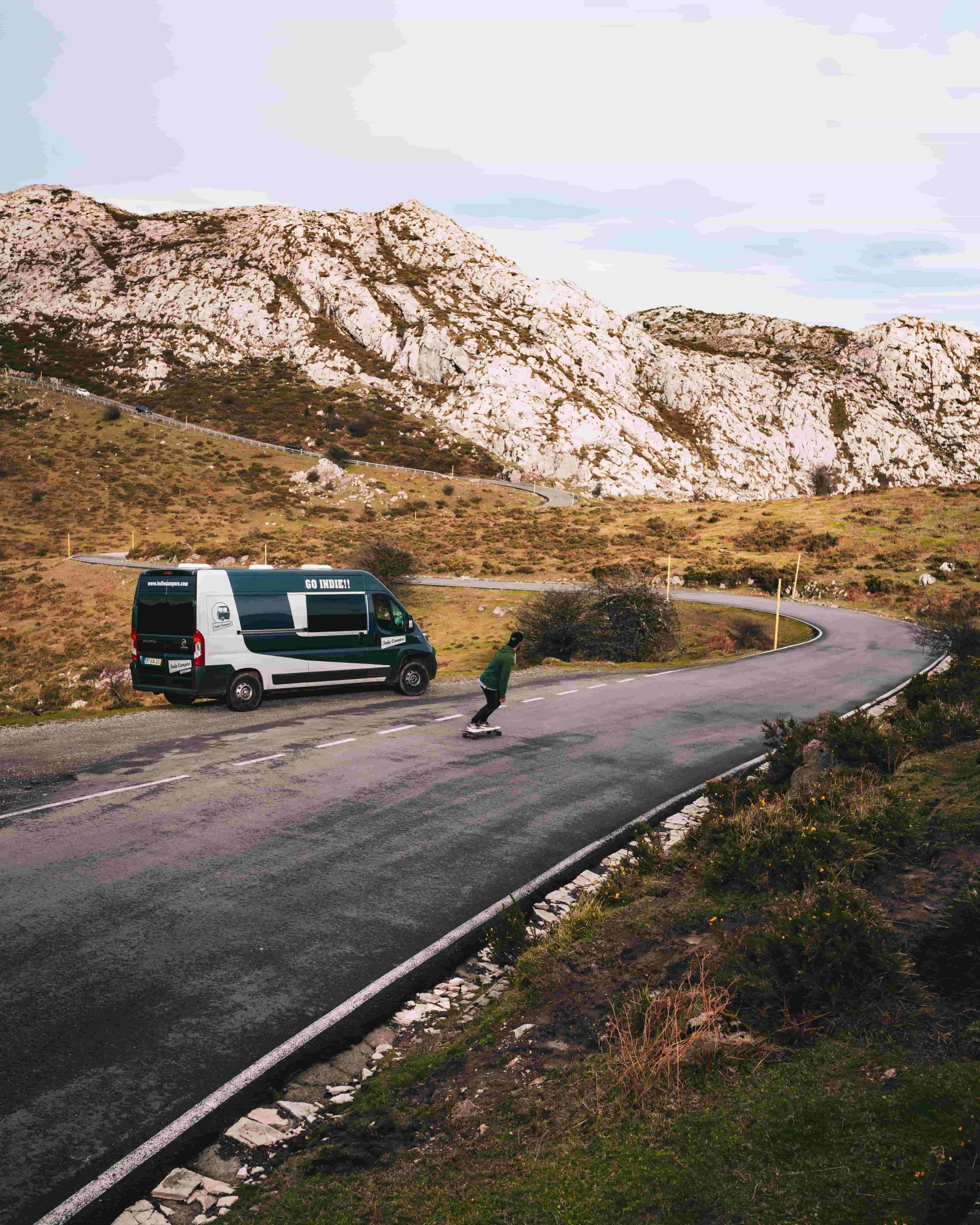 Domestic campervan hire booming in Europe, UK to follow