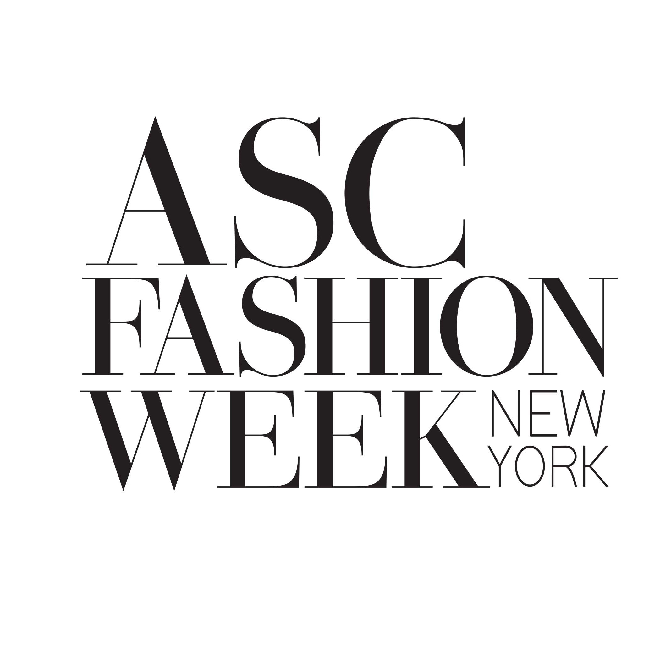 ASC Fashion Week Feb 11-13, 2021