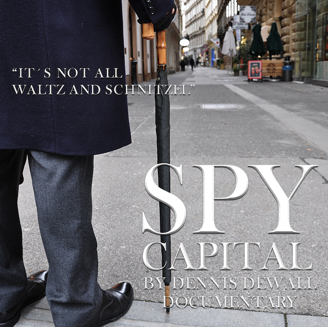 Spy Capital (Documentary)