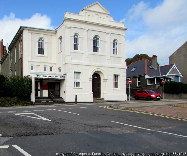 Milford Haven Event Venue The Imperial Hall Secures Wedding Ceremony License