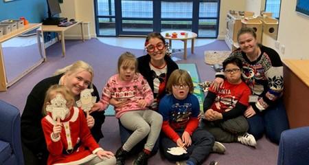 PM PROjEN's Charity Raffle raises £1,000 for Halton Play Council