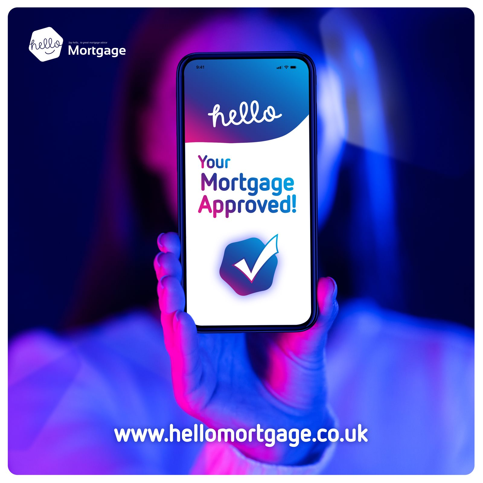 First time buyers can have the best of both worlds with Hello Mortgage