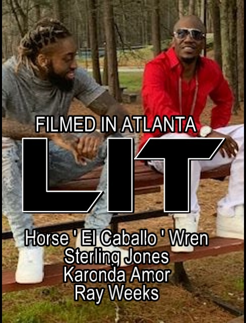 LIT ATLANTA crime television will bring the HEAT back to television!!!