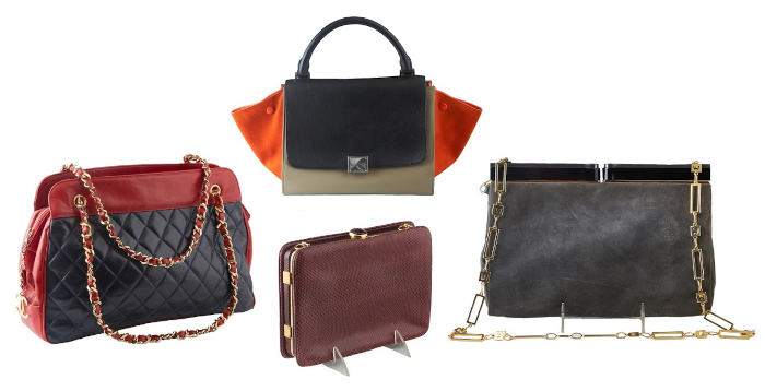 Crescent City's March 12-14 Spring Estates Auction will Kick off with Couture Purses, Fine Jewelry