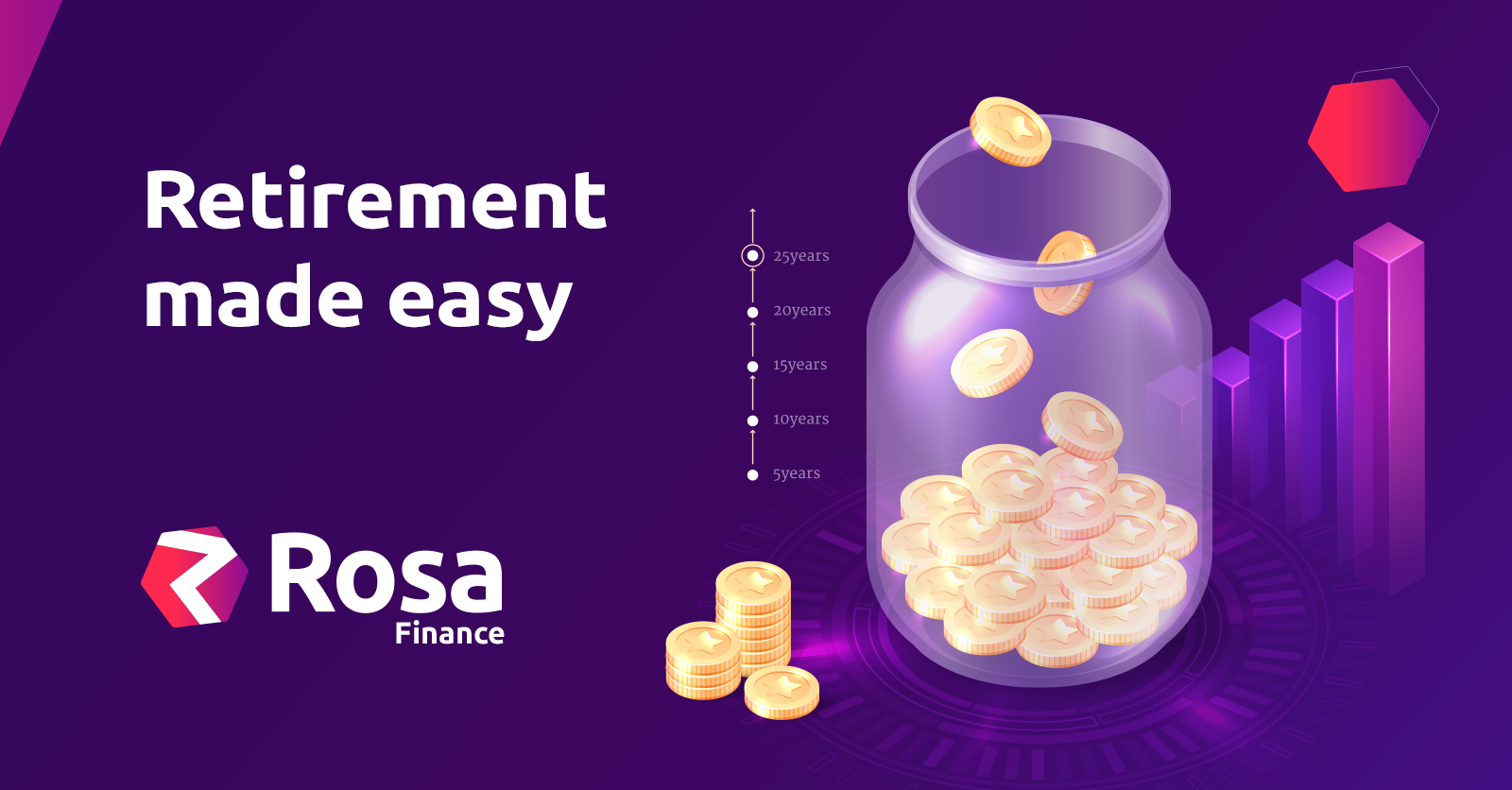 ROSA: A decentralized finance ecosystem poised to change the pension industry for the better