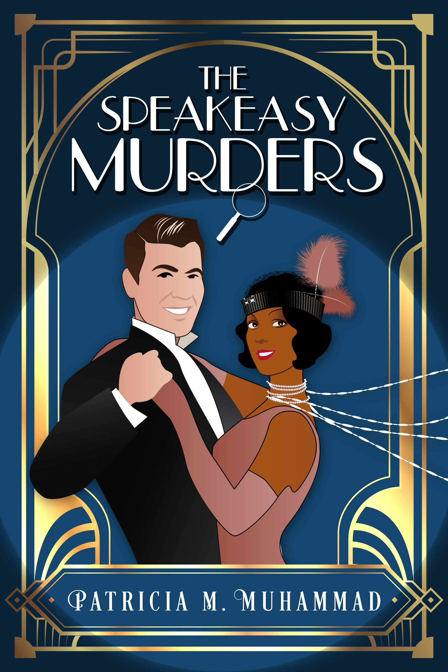 Fiction Author, Patricia M. Muhammad Debuts Her First Mystery/Detective Romance Novel