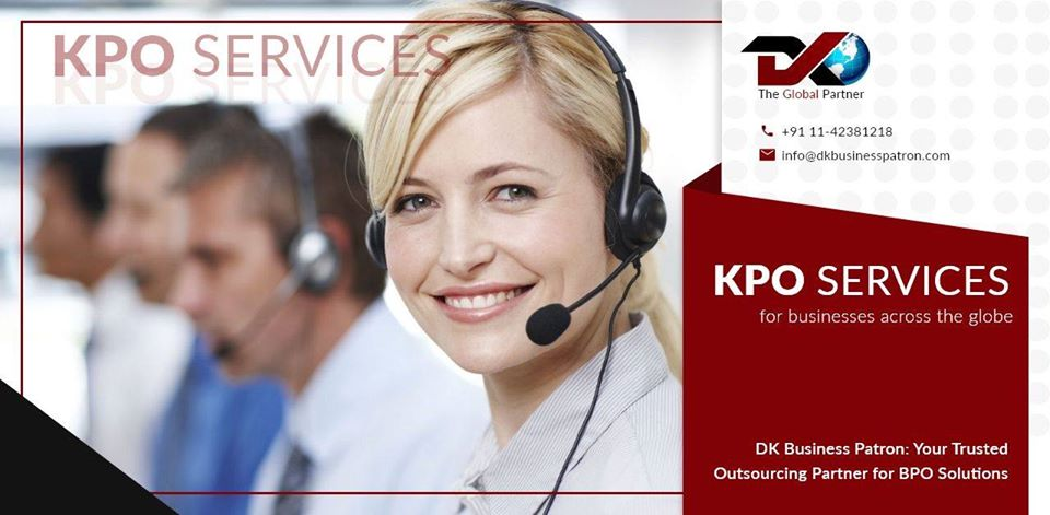 DK Business Patron launched its New Global Knowledge Process Outsourcing Division