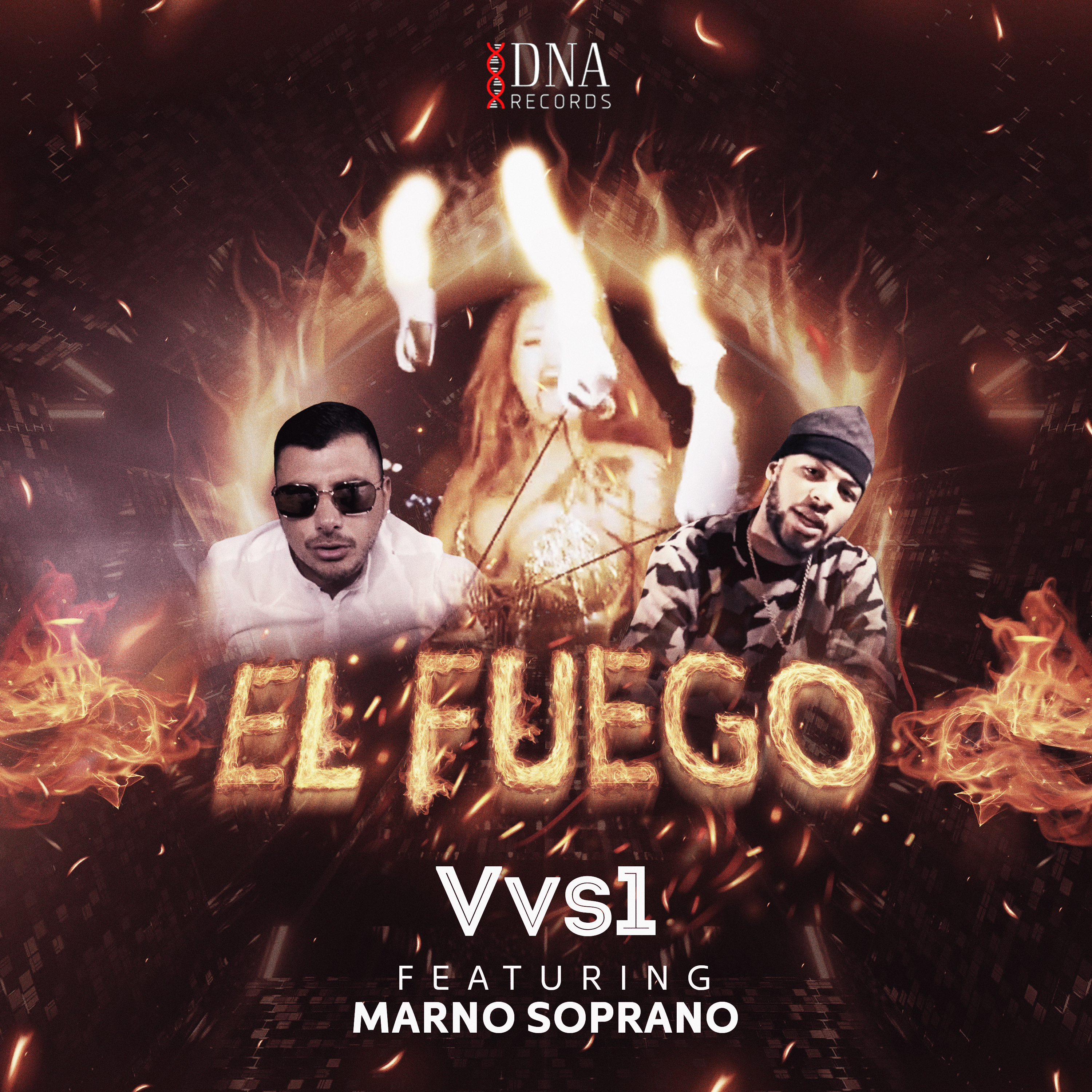 So Solid Crew Official Member MC Trigga Launches as Artist Vvs1 With Latest Single 'El Fuego'