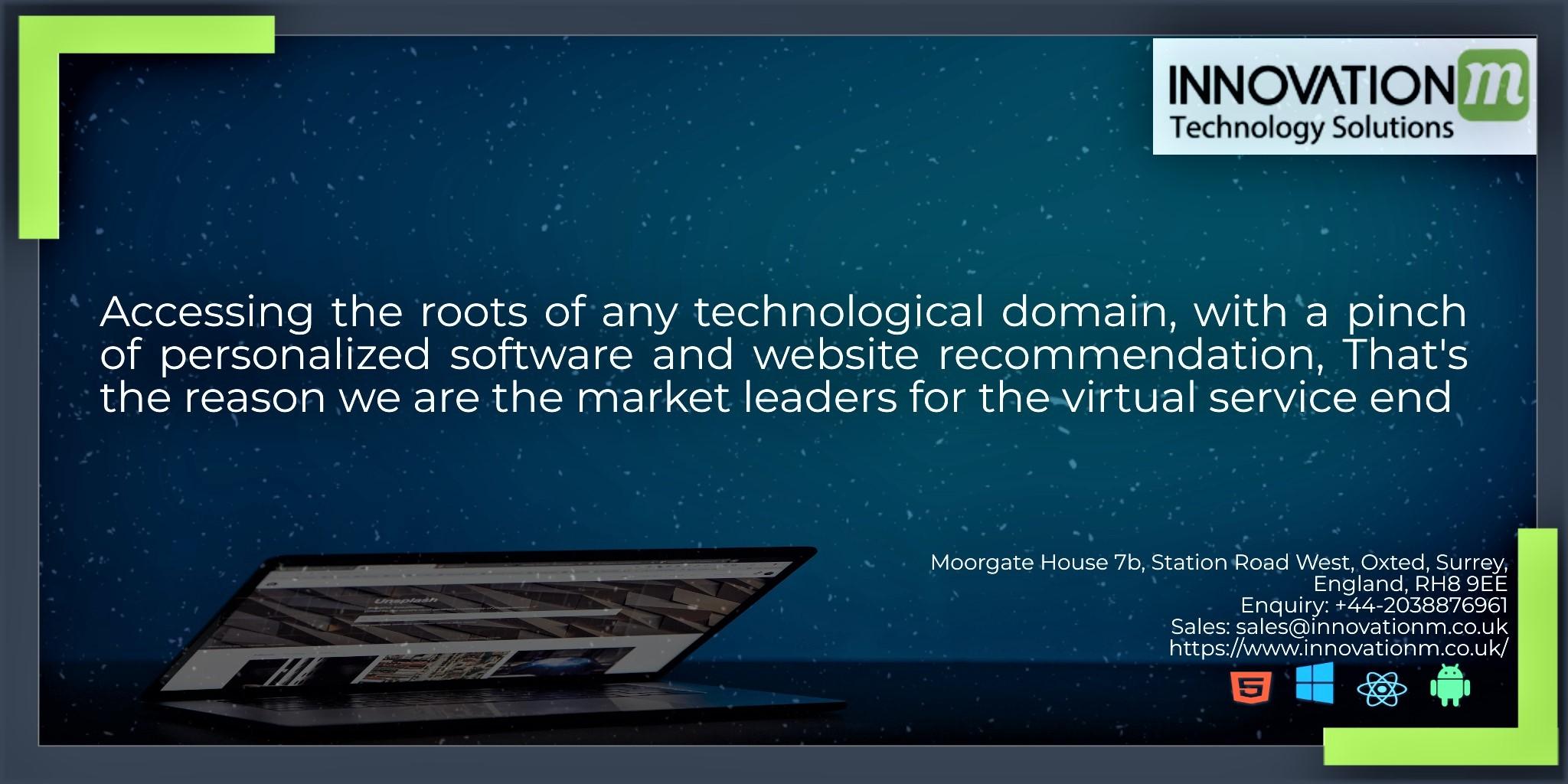 InnovationMUK is the best development agency brighton and mobile development agency london, UK.