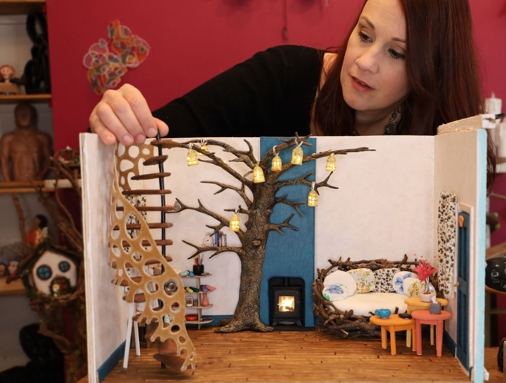 Can crafting support mental health?
