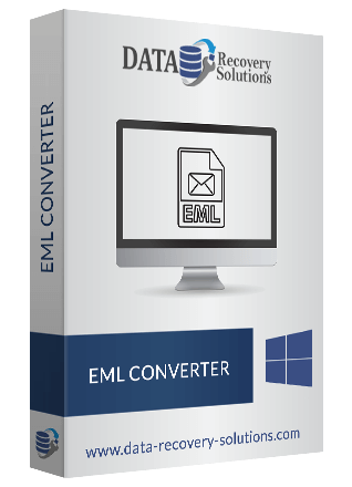 Launching Advance EML File Converter- Data Recovery Solutions