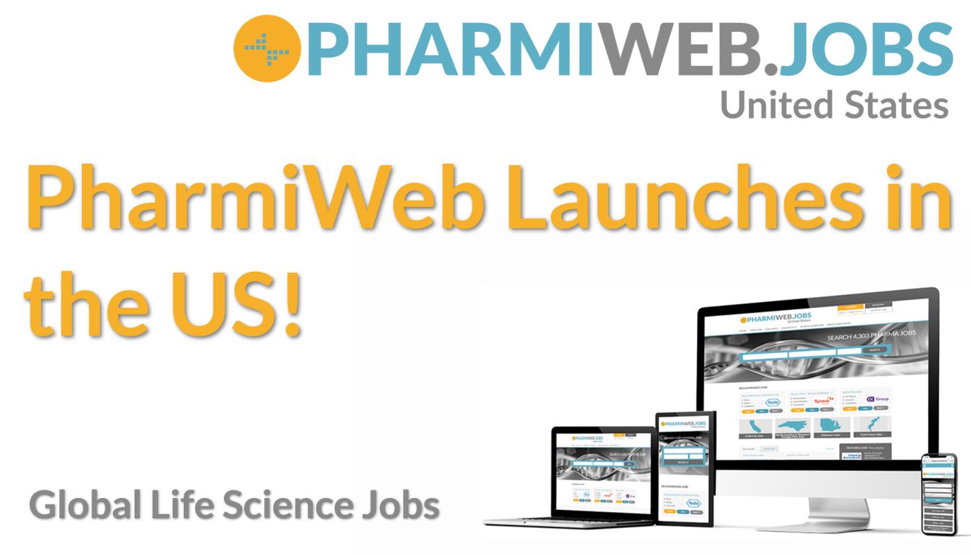 PharmiWeb Launches New US-Focused Life Science Job Board
