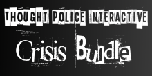 Thought Police Games Launches Charity Sale For Designer In Crisis