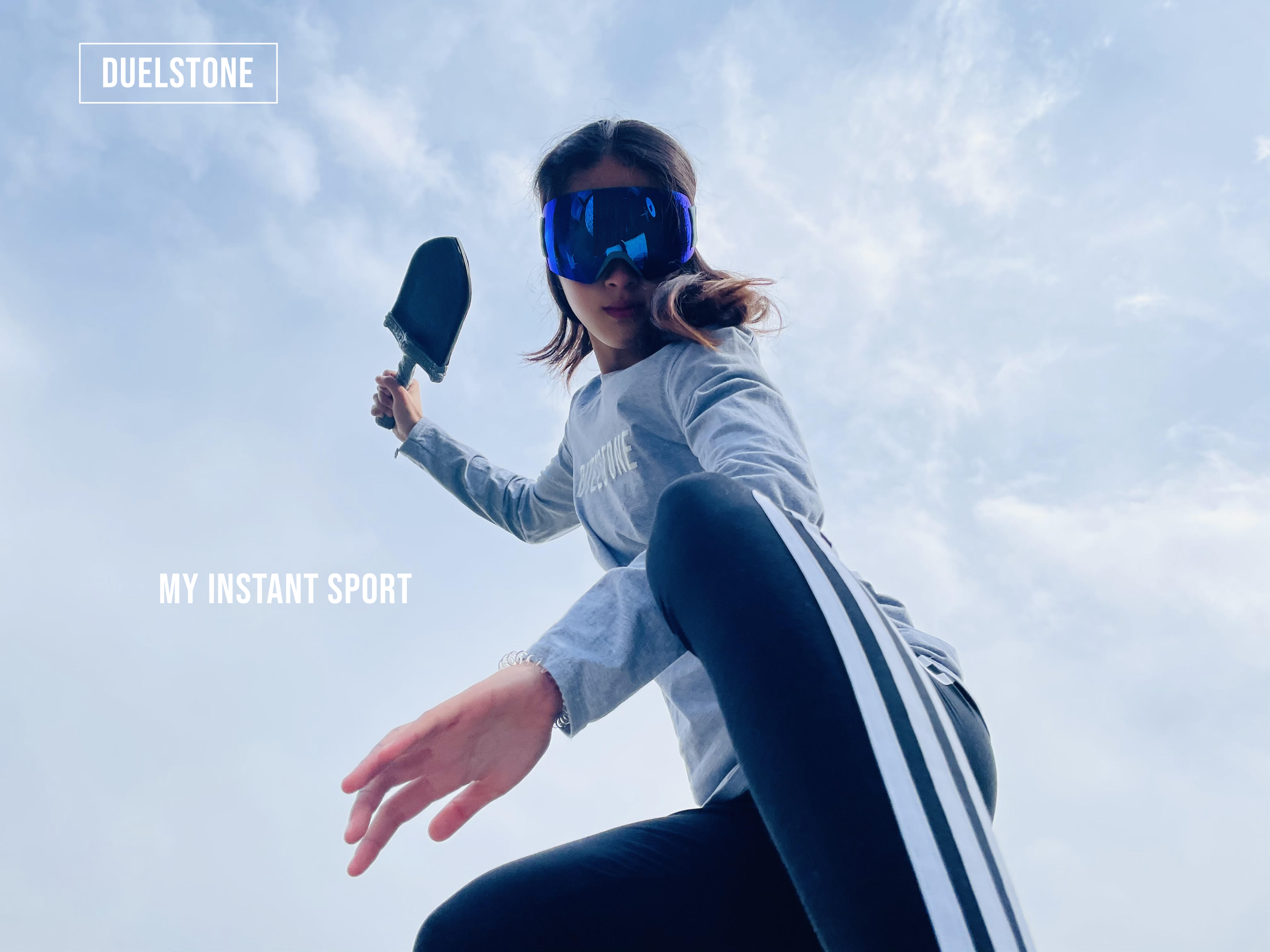 Cambridge designed Duelstone raises funds to become the world's most popular instant sport.