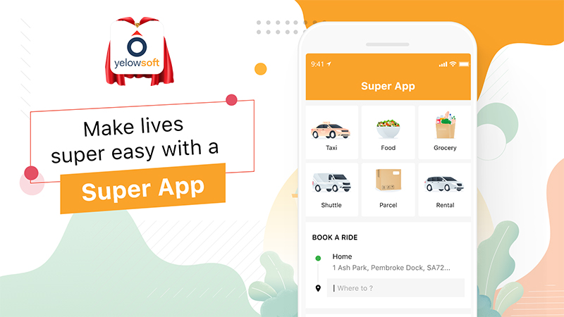 Yelowsoft launches its all-in-one Super App
