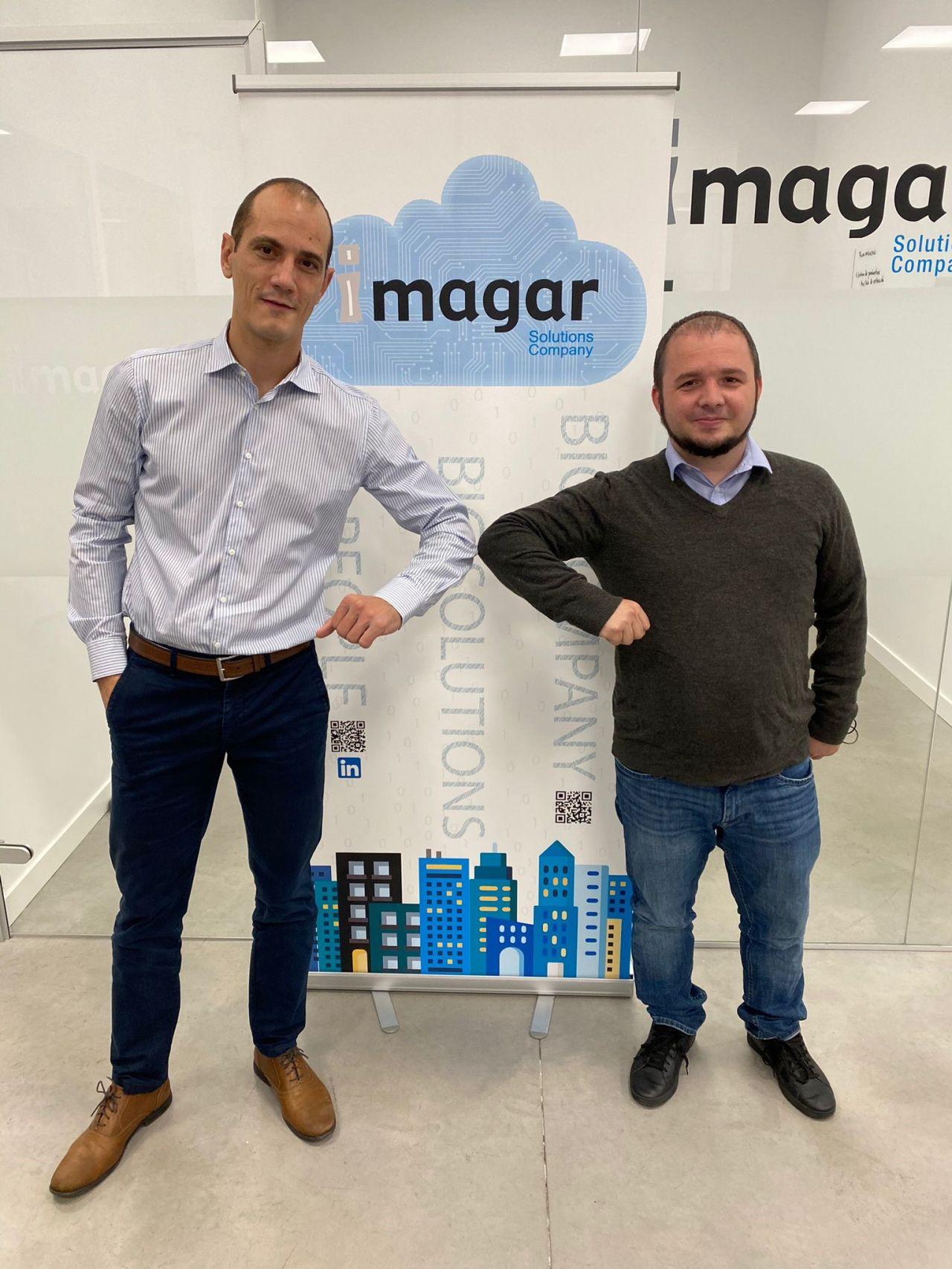 DLTCode e Imagar Solutions unen fuerzas