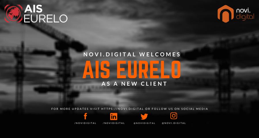 novi.digital Welcomes AIS Eurelo as New Client