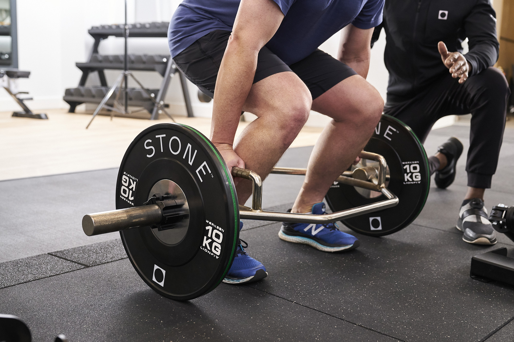 STONE London is currently helping people reach their fitness goals online
