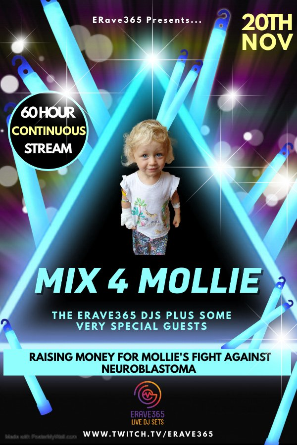 Global DJs Rally To Support #Mix4Mollie Fundraising