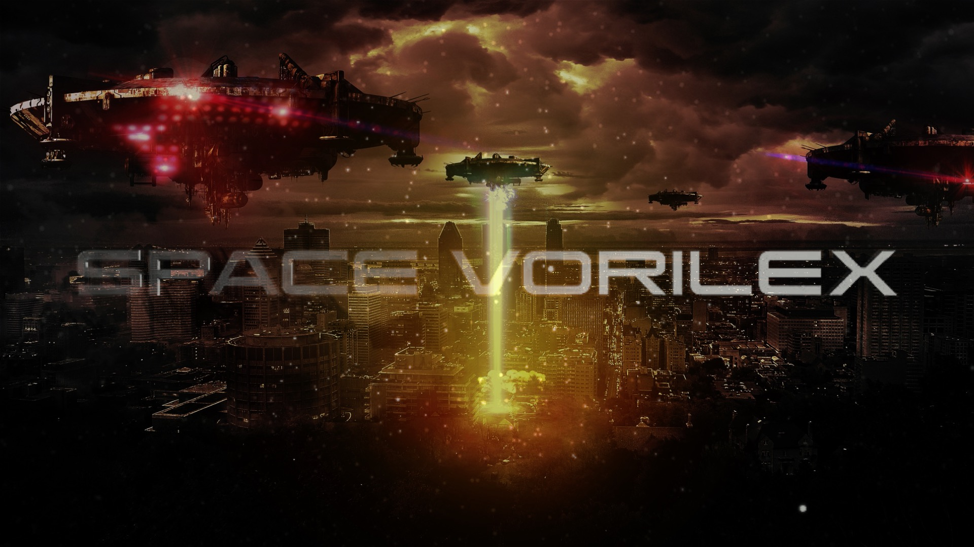 2b Acting's first selective interactive video game, Space Vorilex