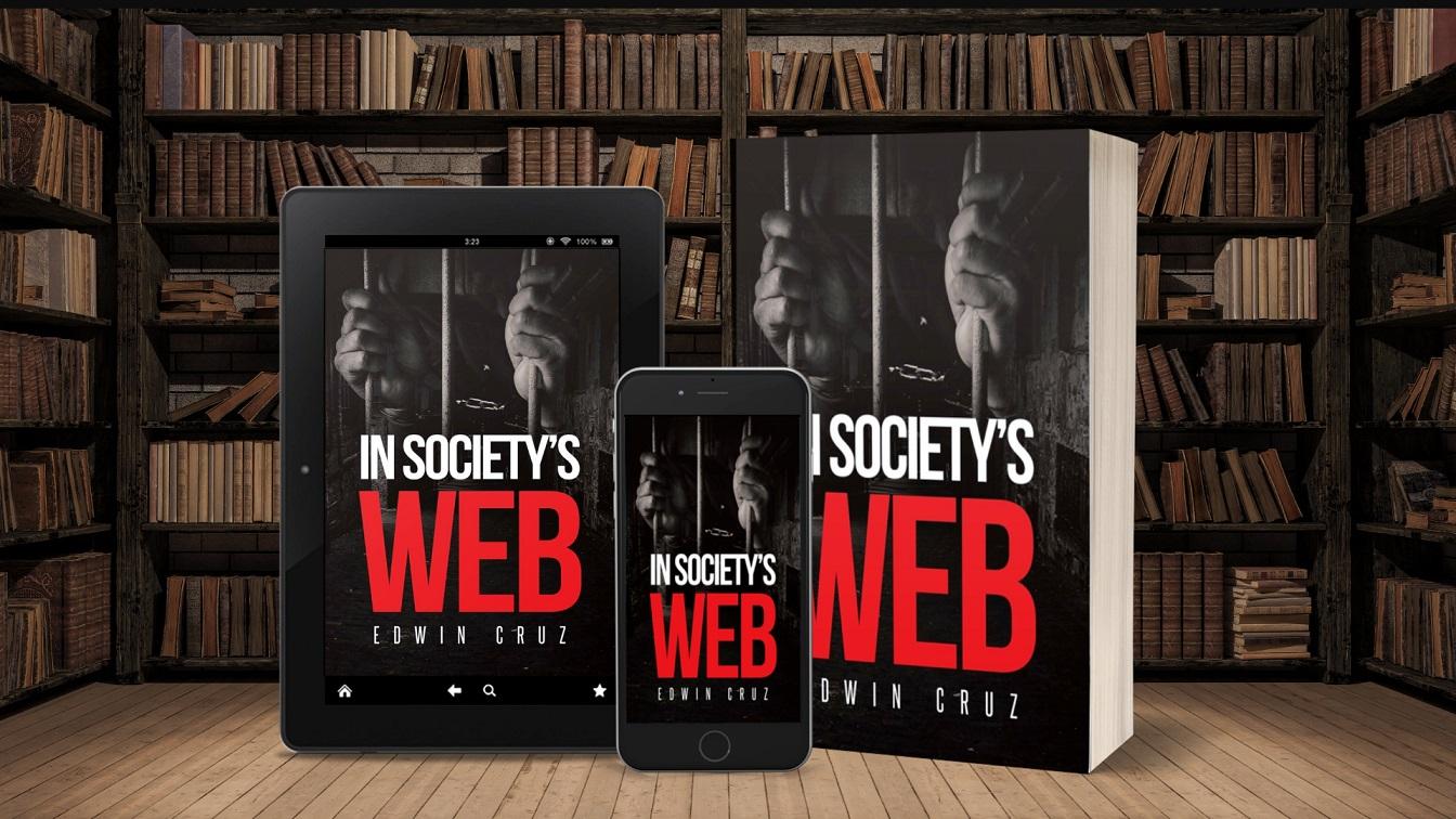 Author Edwin Cruz Releases New Memoir – In Society's Web