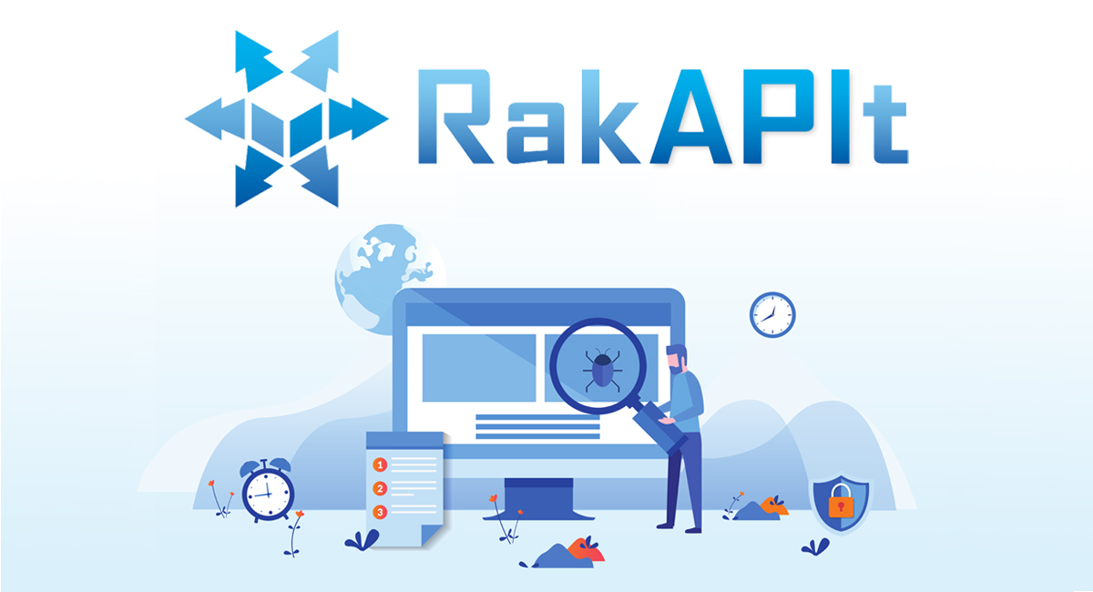 Human Crest Co., Ltd released RakAPIt that total testing service of API