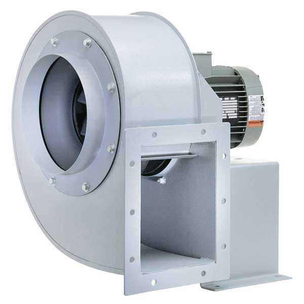 Rapid Growth of the Industrial Sector to Drive the Blower Market