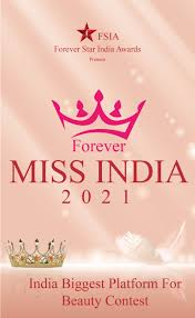 FSIA announced India's biggest beauty pageant Forever Miss India 2021
