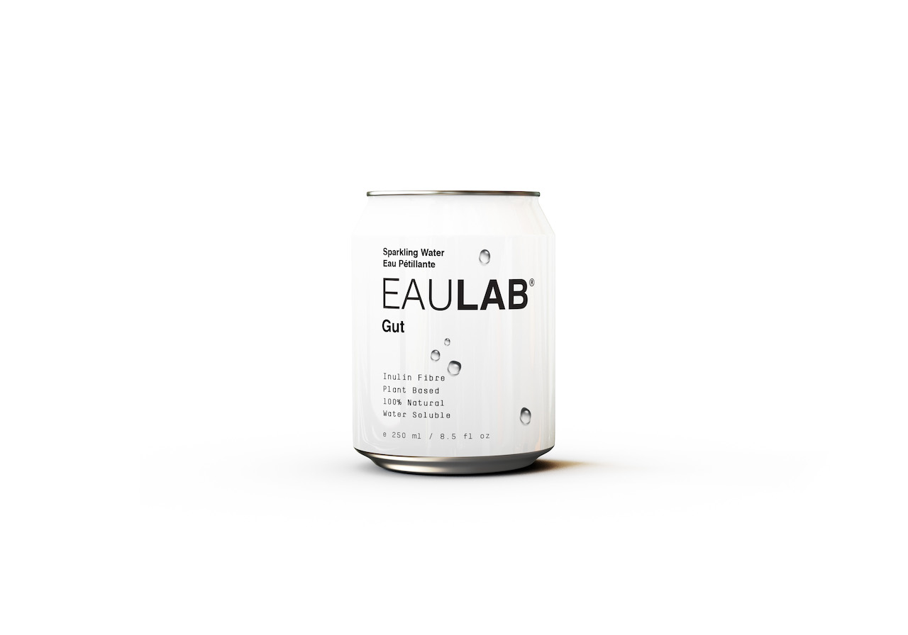 EauLab Says Feed Your Gut Flora, Effortlessly