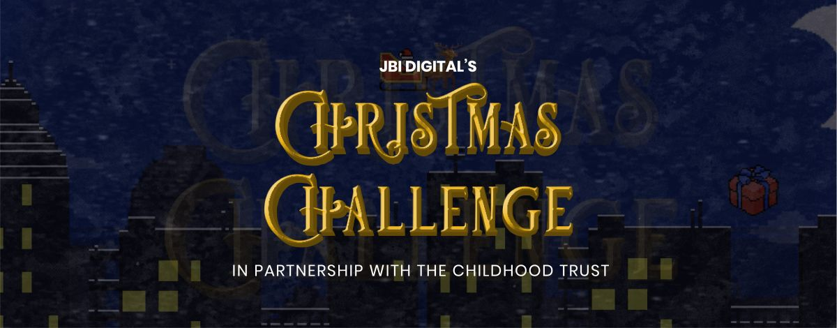 JBi Launches Christmas Game In Partnership With Childhood Trust